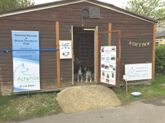 Guard dogs AchyPaw Dog Massage Plumpton